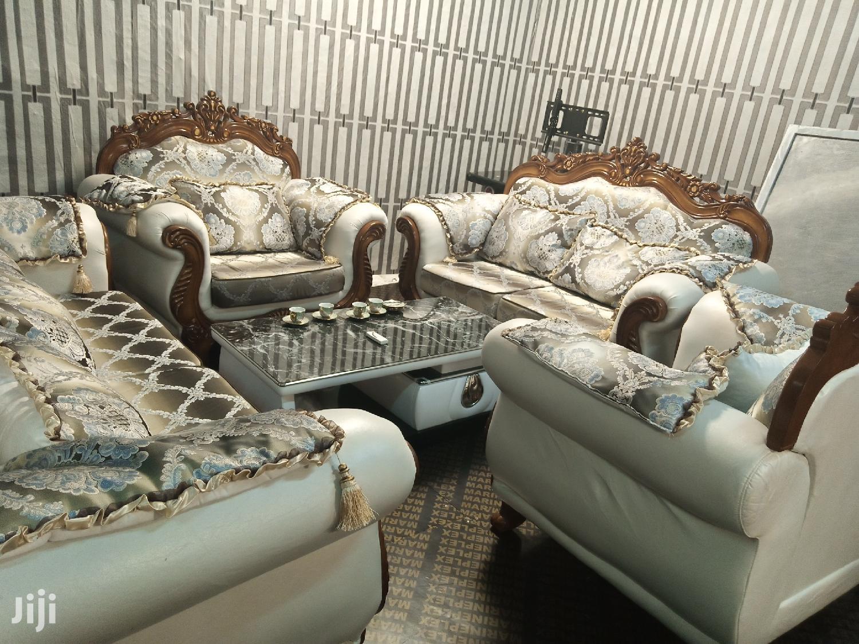 Antic Sofa 7 Seater