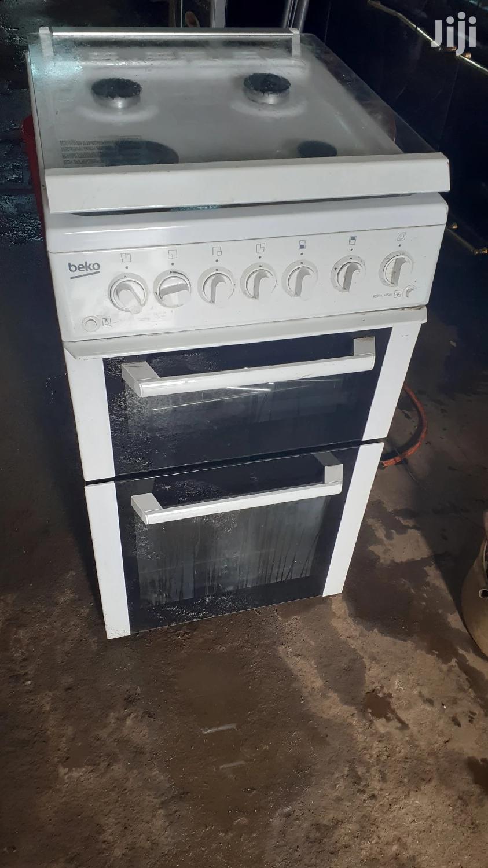 Ex Uk 4 Burner Gas Cooker | Kitchen Appliances for sale in Kariobangi North, Kariobangi, Kenya