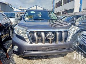 Toyota Land Cruiser Prado 2013 Gray   Cars for sale in Mombasa, Tononoka