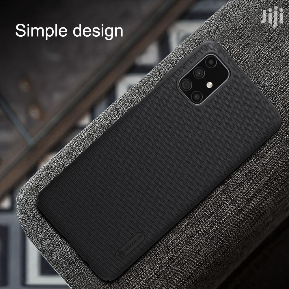 Nillkin Frosted Shield Matte Cover for Samsung Galaxy M31S