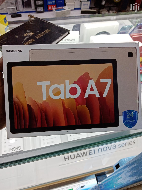 Archive: New Samsung Galaxy Tab A7 10.4 (2020) 32 GB Black