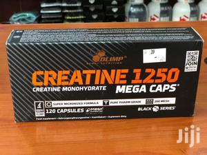 Creatine 1250 Monohydrate Mega Caps | Vitamins & Supplements for sale in Nairobi, Nairobi Central