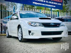Subaru Impreza 2012 WRX Sedan STI Limited White | Cars for sale in Nairobi, Kilimani