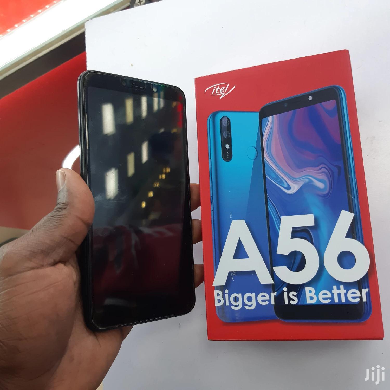 Archive: New Itel A56 16 GB Black