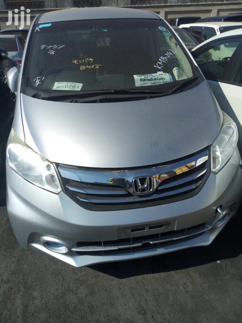 Archive: Honda Freed 2012 Silver in Nairobi Central - Cars ...
