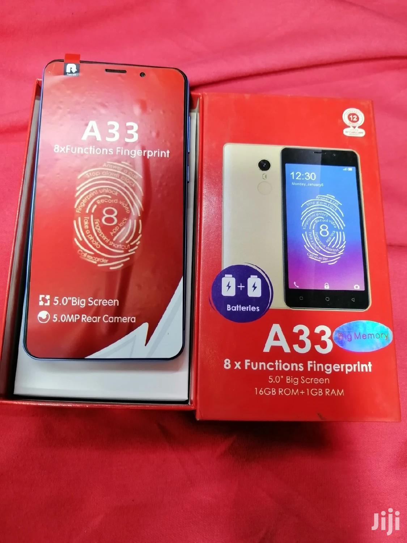 Itel A33 16 GB Black | Mobile Phones for sale in Nairobi Central, Nairobi, Kenya