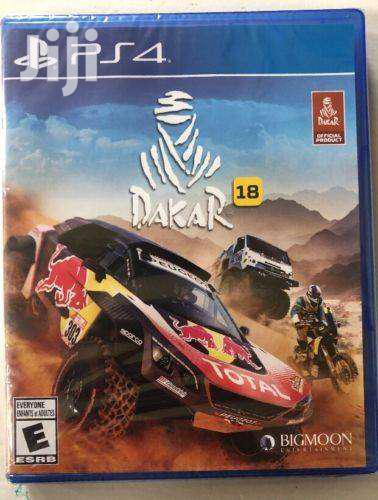 Archive: Dakar 18 Ps4