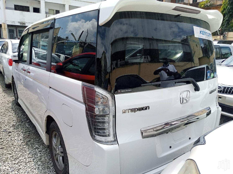 Honda Stepwagon 2014 White   Cars for sale in Mvita, Mombasa, Kenya