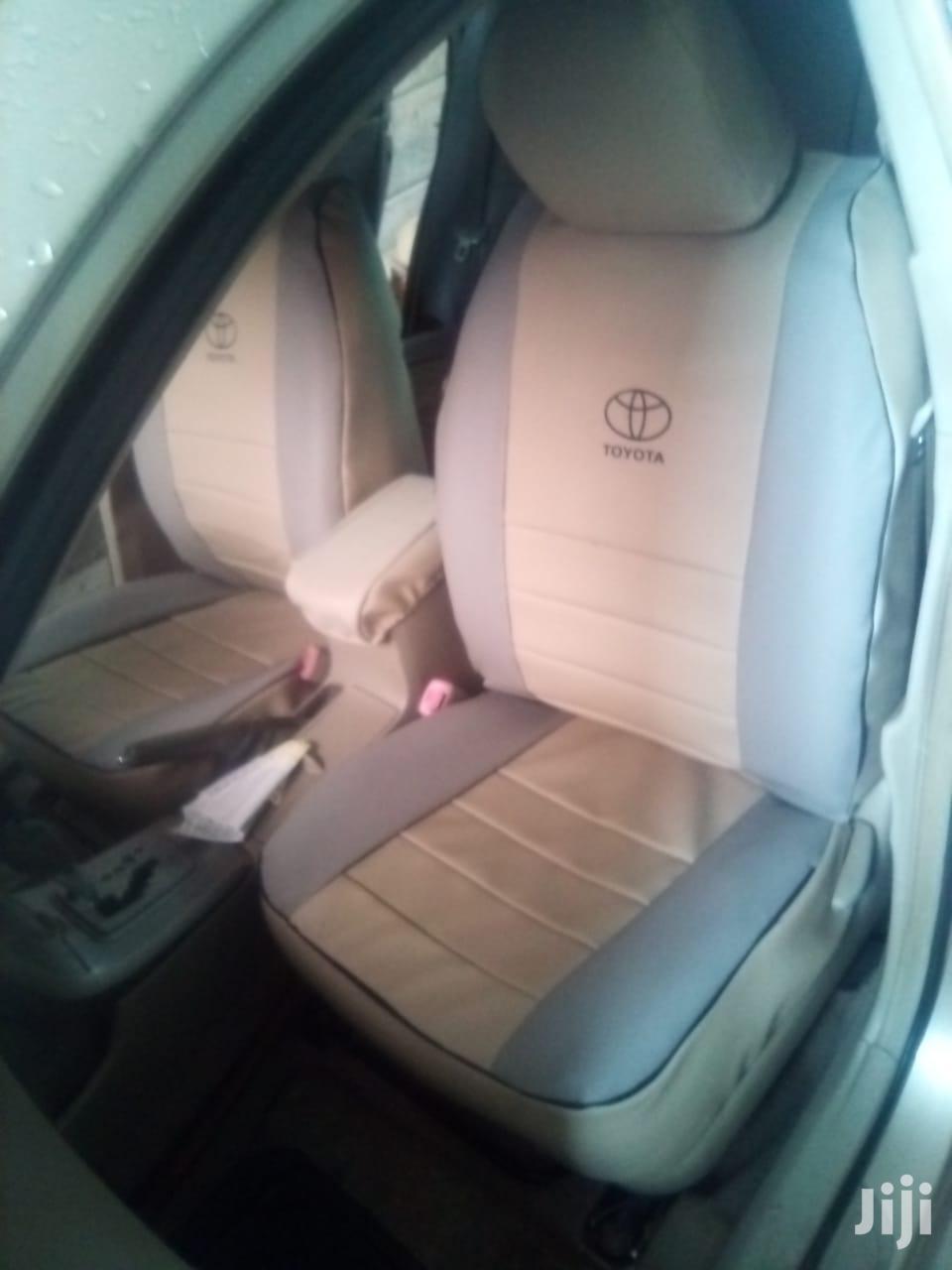 Flamingo Car Seat Covers