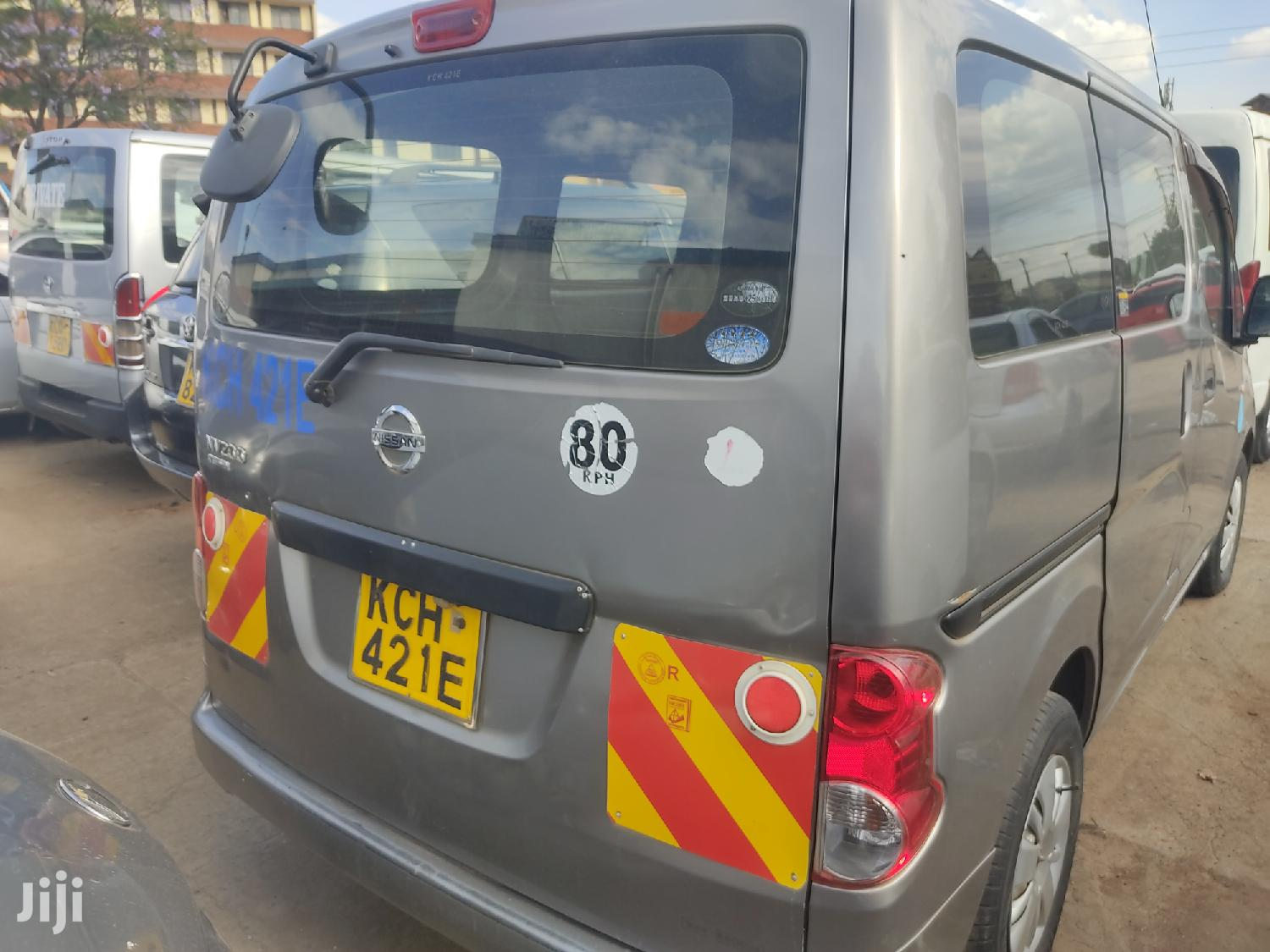 Nissan Nv200 2013 Silver For Sale