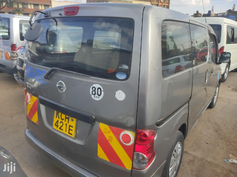 Nissan Nv200 2013 Silver For Sale | Buses & Microbuses for sale in Nairobi Central, Nairobi, Kenya