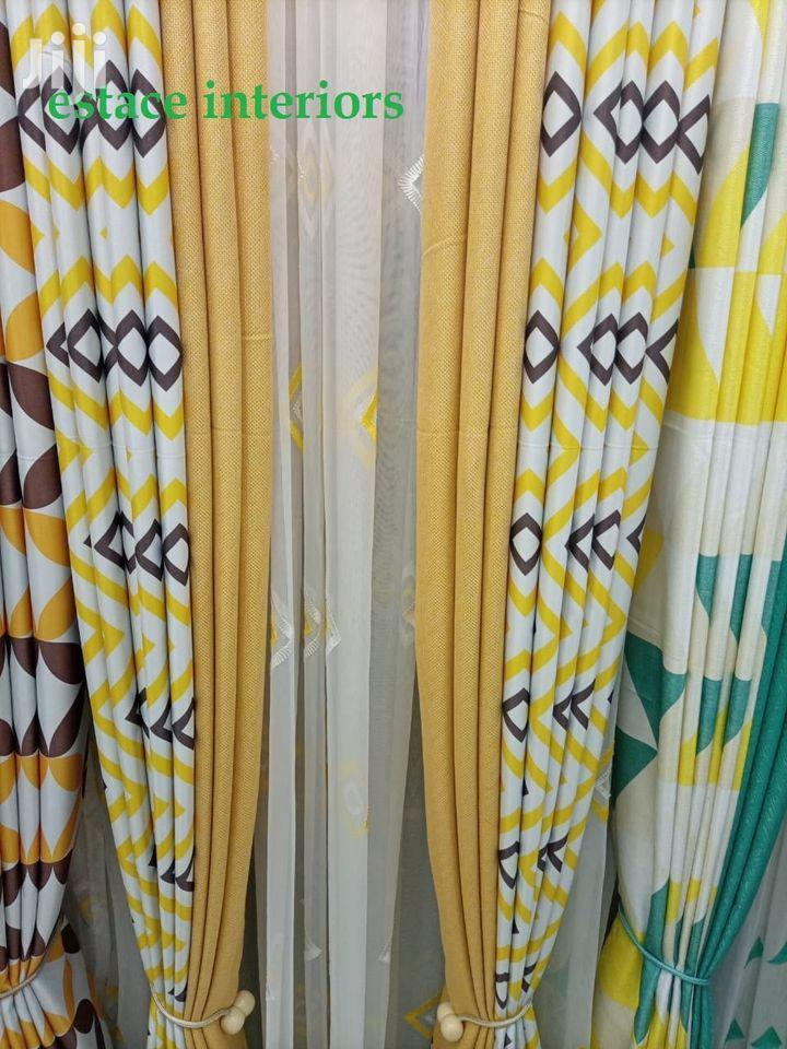 Favorite Curtains