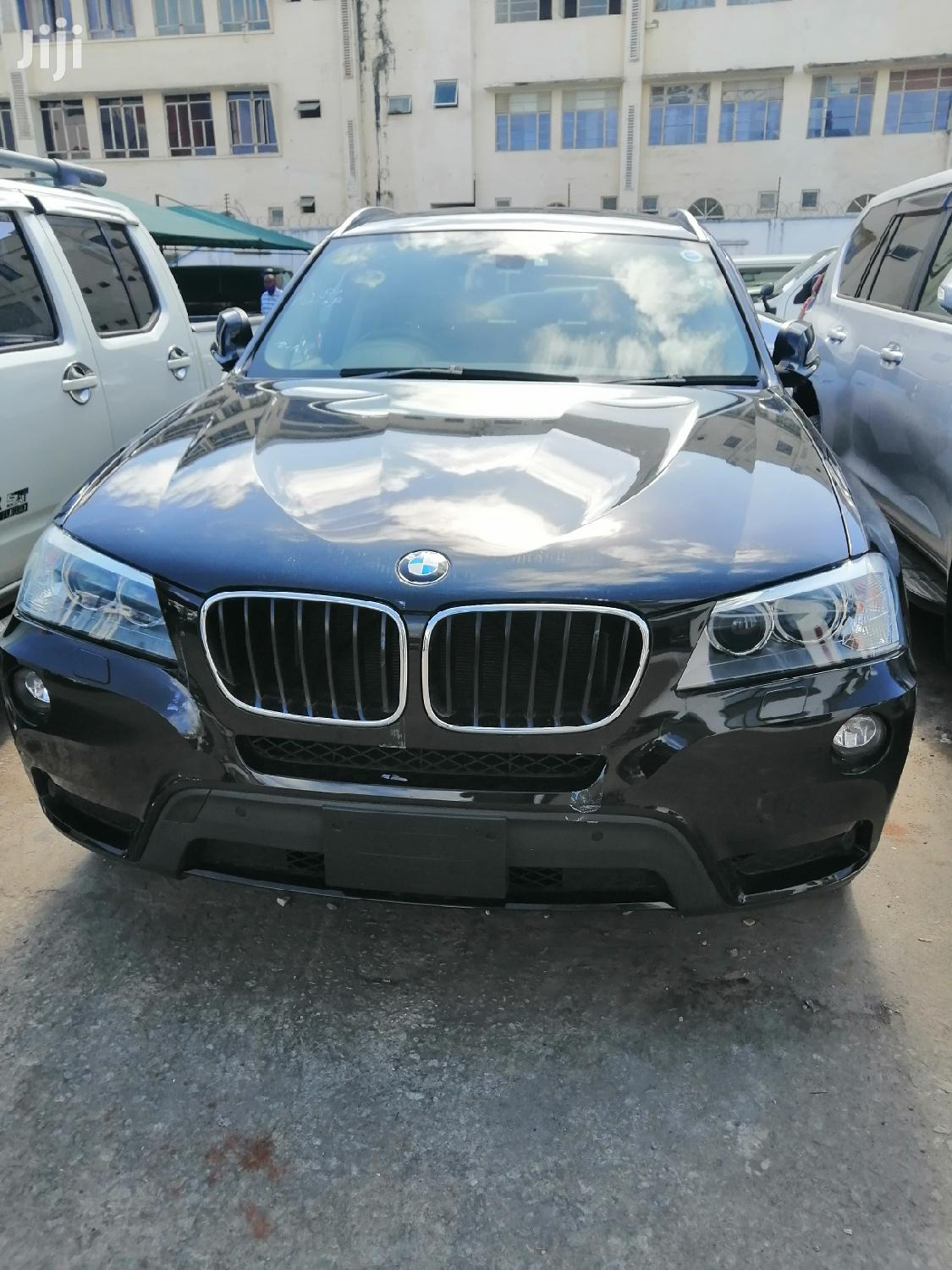 Bmw X3 2012 Black In Mvita Cars Tewad Motors Jiji Co Ke