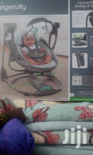 Ingenuity Convert Me Swing-2-seat Portable Swing | Children's Gear & Safety for sale in Nairobi, Eastleigh