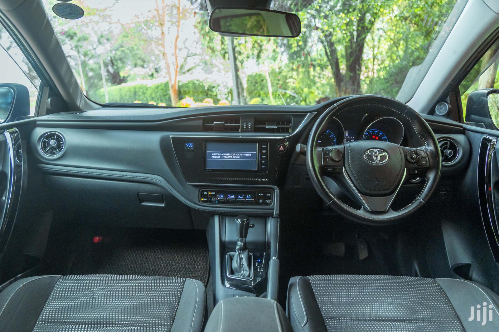 Toyota Auris 2015 Black   Cars for sale in Kilimani, Nairobi, Kenya