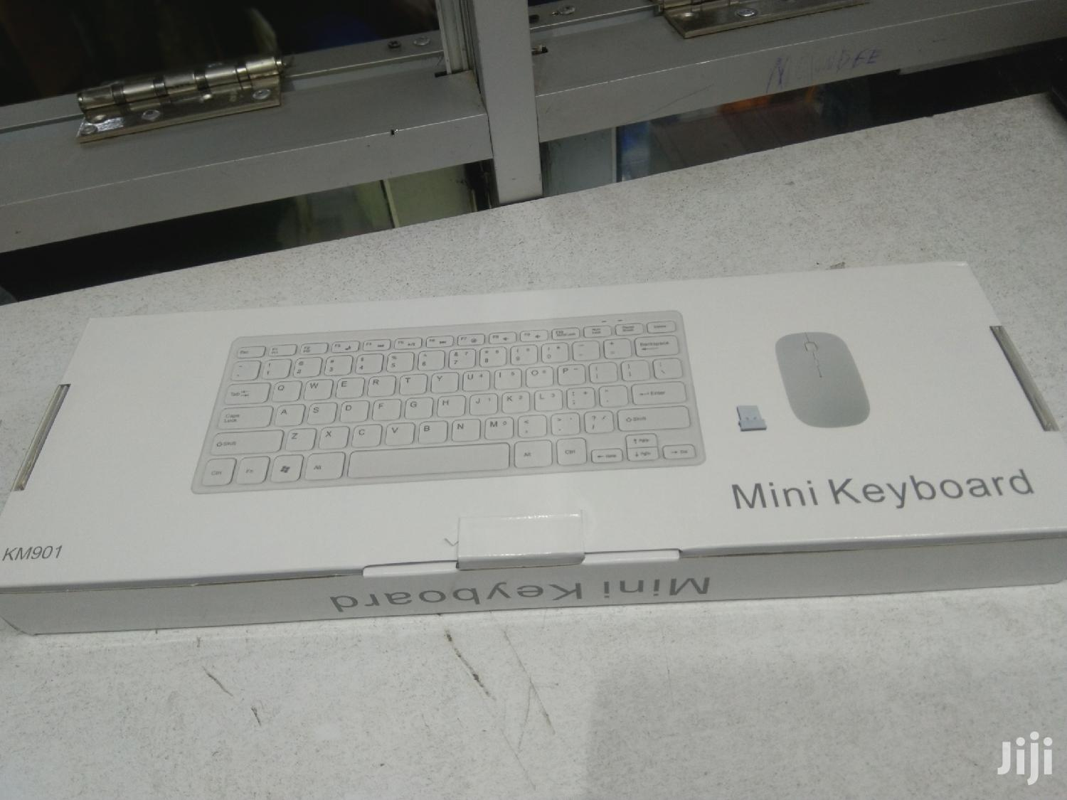 Brand New Wireless Mini Keyboard and Mouse