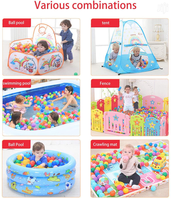 Colorful Kids Children Soft Plastic Play Pit Balls - 10 Pcs   Toys for sale in Nairobi Central, Nairobi, Kenya