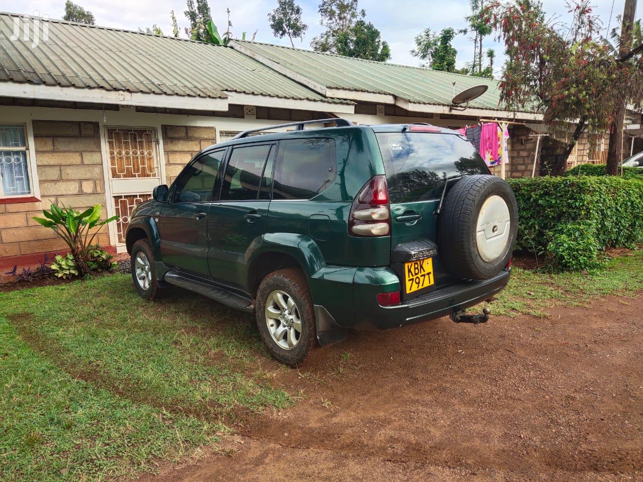 Toyota Land Cruiser Prado 2005 Green | Cars for sale in Pangani, Nairobi, Kenya
