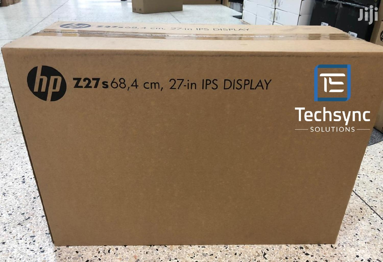 Hp Z27s 4k Monitor UHD | Computer Monitors for sale in Nairobi Central, Nairobi, Kenya