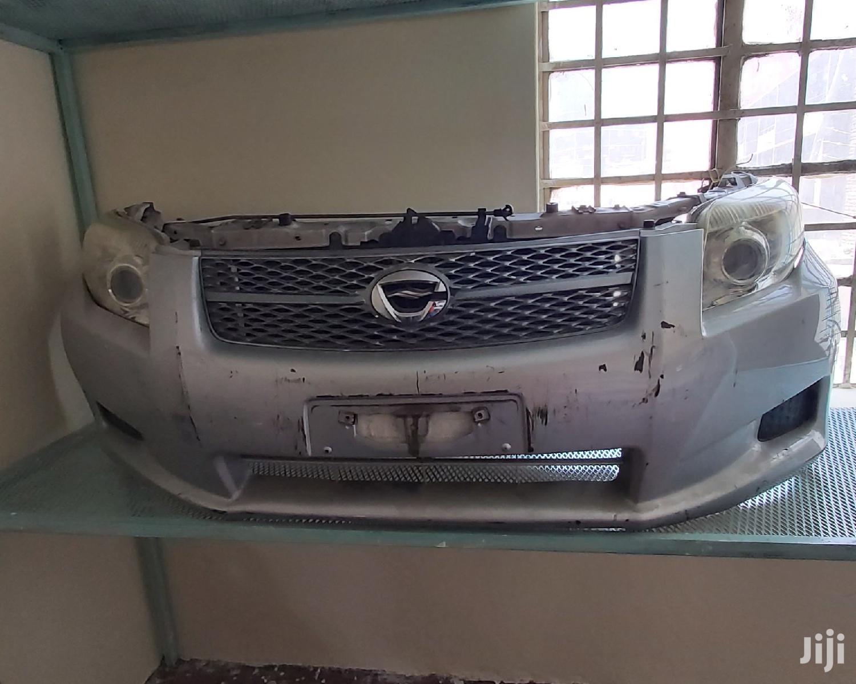 Toyota Axio/Fielder Nosecut