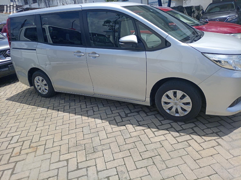 Toyota Noah 2015 Silver   Cars for sale in Tudor, Mombasa, Kenya