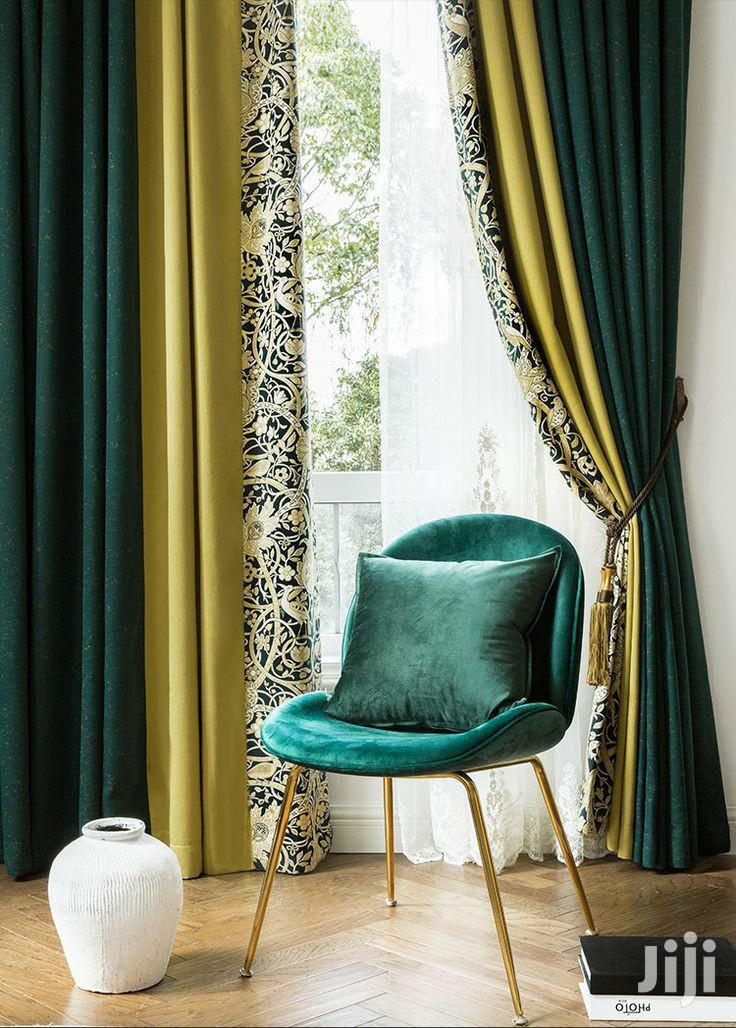 Curtains and Curtains Brown | Home Accessories for sale in Lavington, Nairobi, Kenya