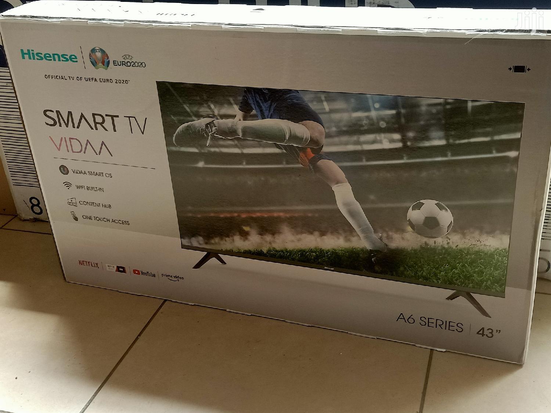 Archive: Hisense 43 Inches Smart Frameless Tv