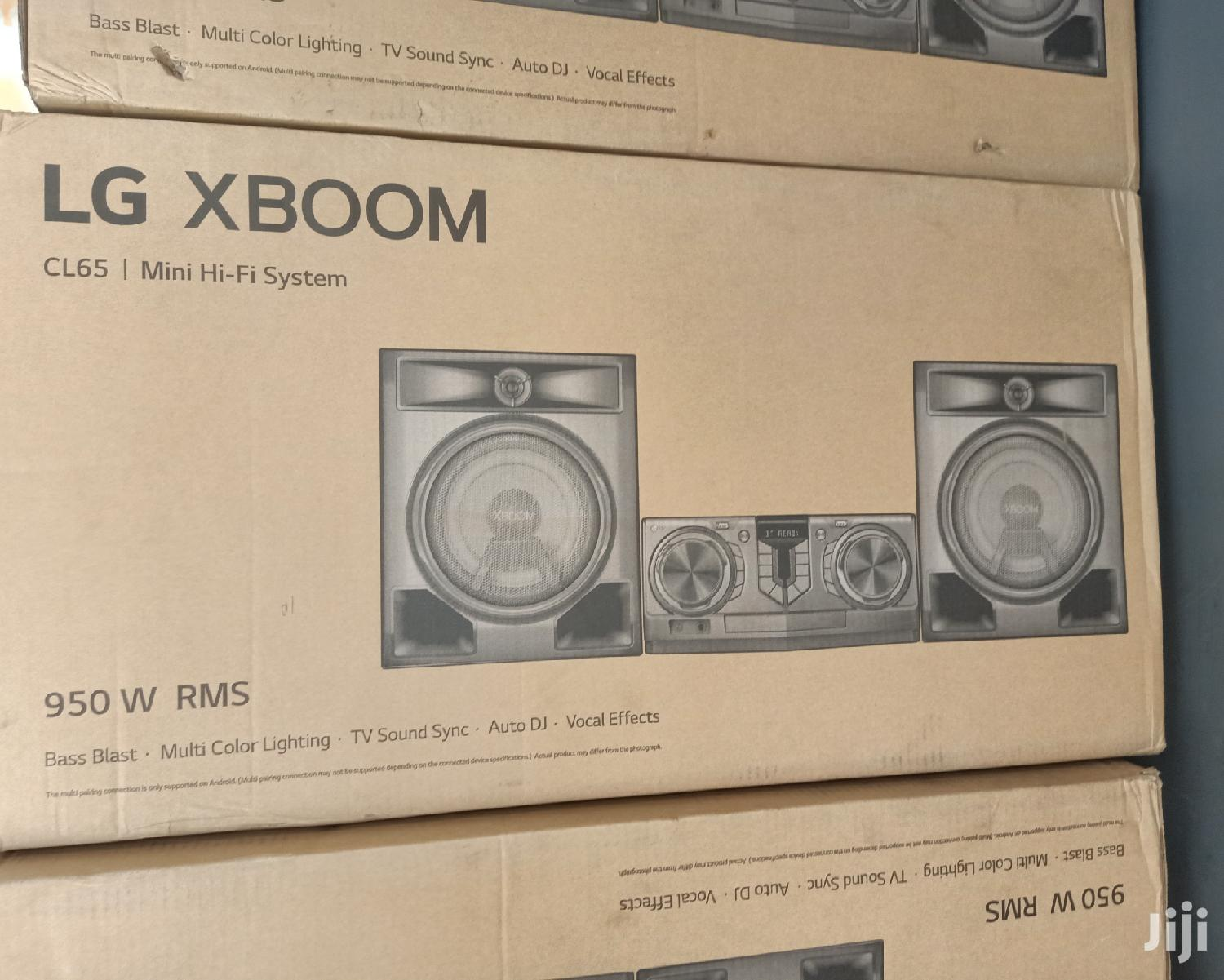 Archive: Lg Xboom Cl65 Mini Hifi System