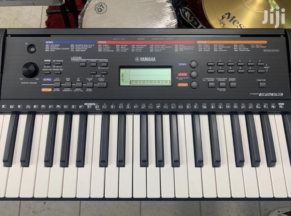 Archive: All Yamaha Keyboard Series