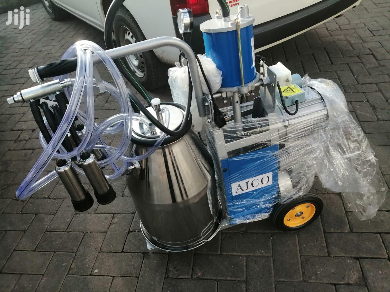 Single Bucket Milking Machine   Farm Machinery & Equipment for sale in Nairobi Central, Nairobi, Kenya