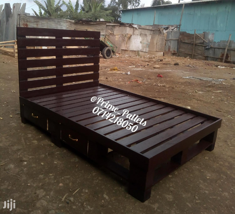 Pallet Bed   Furniture for sale in Embakasi, Nairobi, Kenya