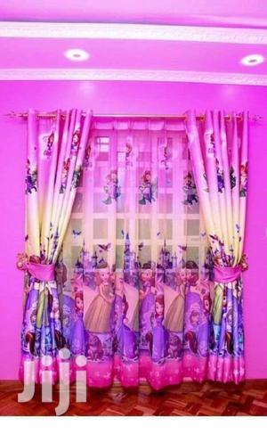 Pink Baby Theme Curtains   Home Accessories for sale in Nairobi, Nairobi Central