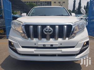 Toyota Land Cruiser Prado 2014 White   Cars for sale in Mombasa, Tononoka