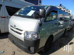 New Toyota HiAce 2012 Silver   Buses & Microbuses for sale in Mombasa, Mvita