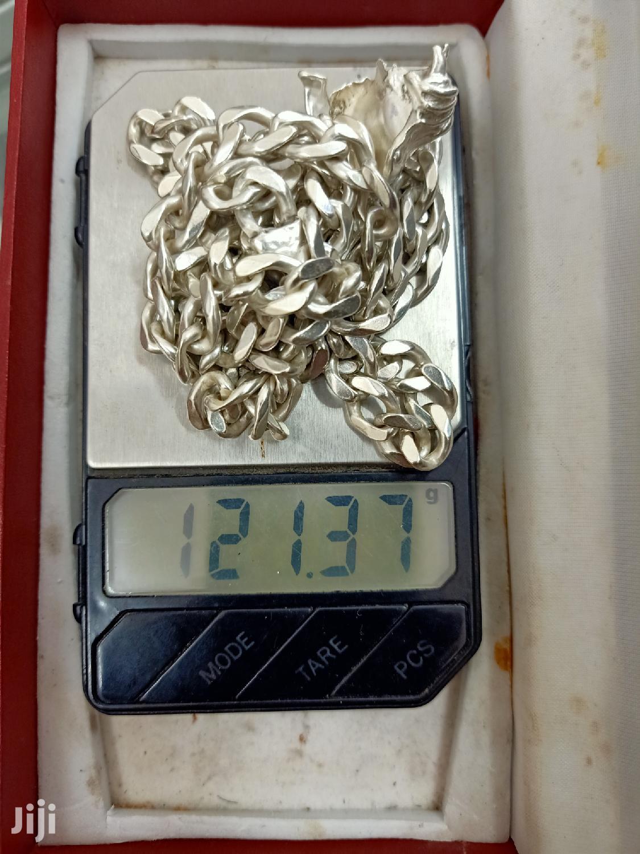 Silver Chain   Jewelry for sale in Ziwa la Ng'ombe , Mombasa, Kenya