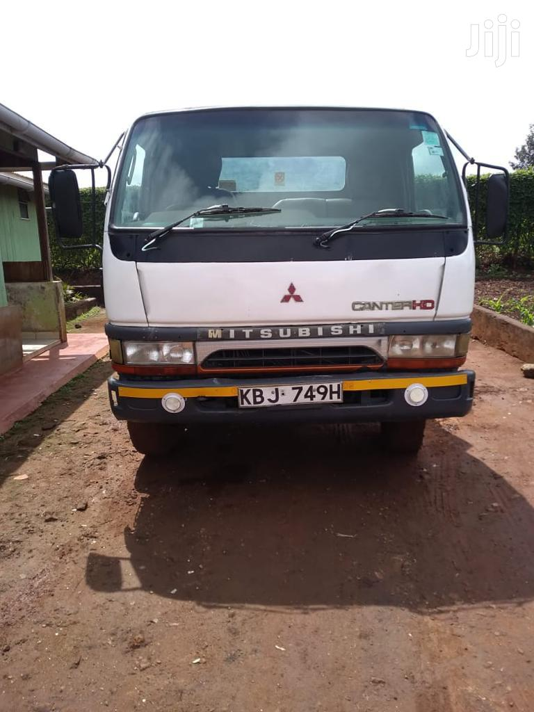 Mitsubishi Canter Water Bowser Tanker 1004 White | Trucks & Trailers for sale in Bamburi, Mombasa, Kenya
