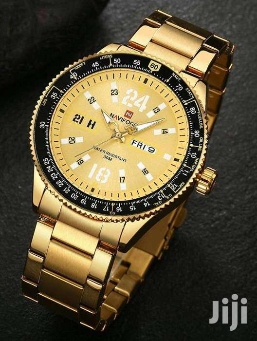 Naviforce 9102 Gg in Nairobi Central - Watches, Hoods Watches Hoods Watches  | Jiji.co.ke for sale in Nairobi Central | Hoods Watches Hoods Watches on  Jiji.co.ke