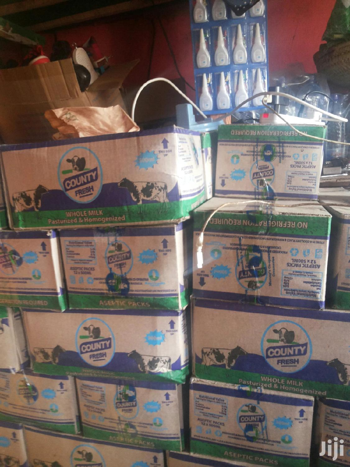 County Milk For Sale