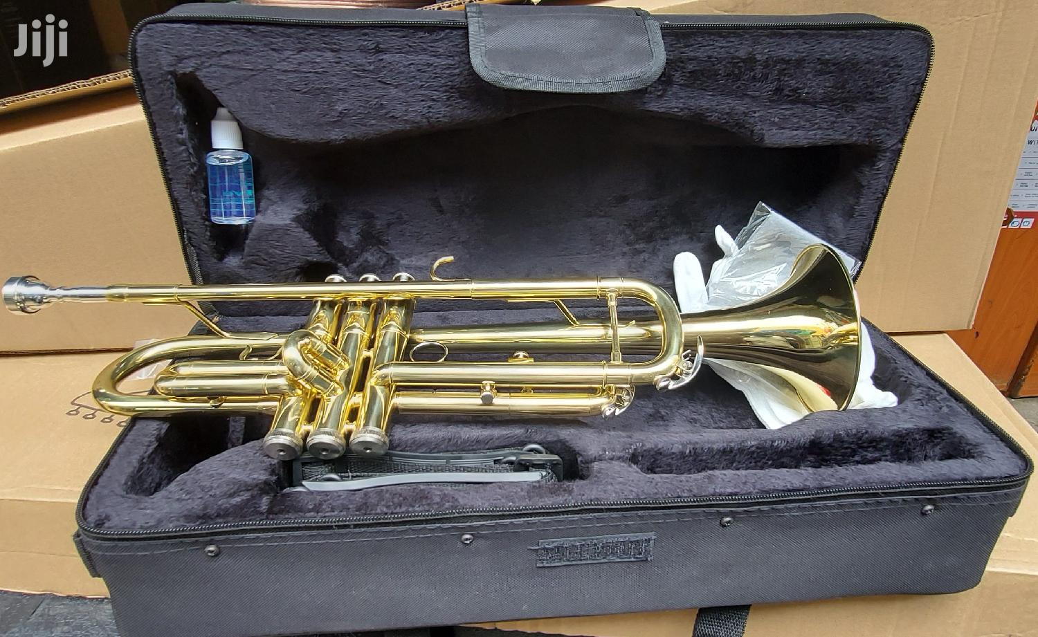 Suzuki McT-1 Master Class Trumpet Entry/ Key of Bb | Musical Instruments & Gear for sale in Nairobi Central, Nairobi, Kenya
