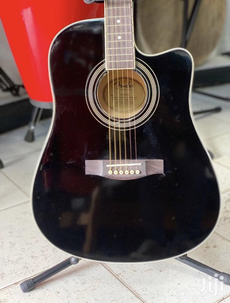 Archive: Fender Semi Acoustic Guitar