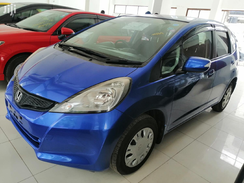 Honda Fit 2013 Blue | Cars for sale in Mvita, Mombasa, Kenya