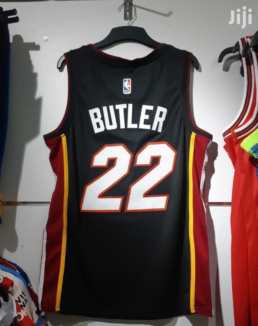 Archive: Basketball Jerseys