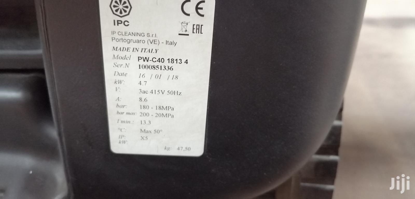 Pw - C40 Italian Pressure Washer