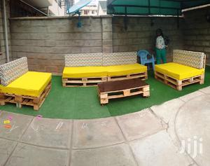 Pallet Seats (Ideal For Outdoor Or Indoor | Furniture for sale in Nairobi, Nairobi Central