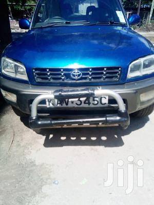 Toyota RAV4 2002 Blue   Cars for sale in Mombasa, Tononoka