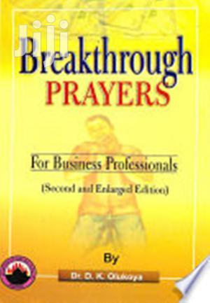 Breakthrough Prayers for Business -Dr. D. K. Olukoya | Books & Games for sale in Nairobi, Nairobi Central