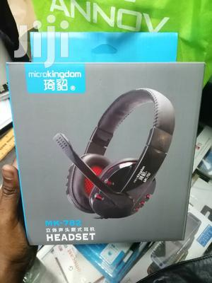 Wired Headphones With Microphone | Headphones for sale in Nairobi, Nairobi Central