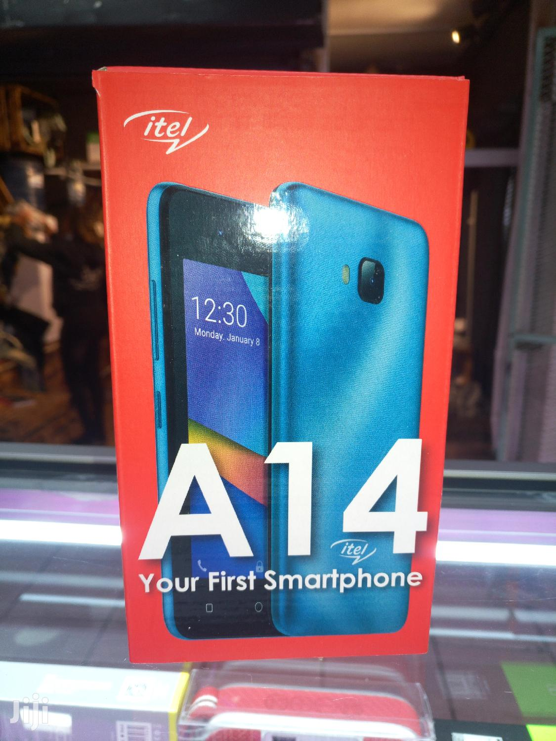 Archive: New Itel A14 8 GB Black