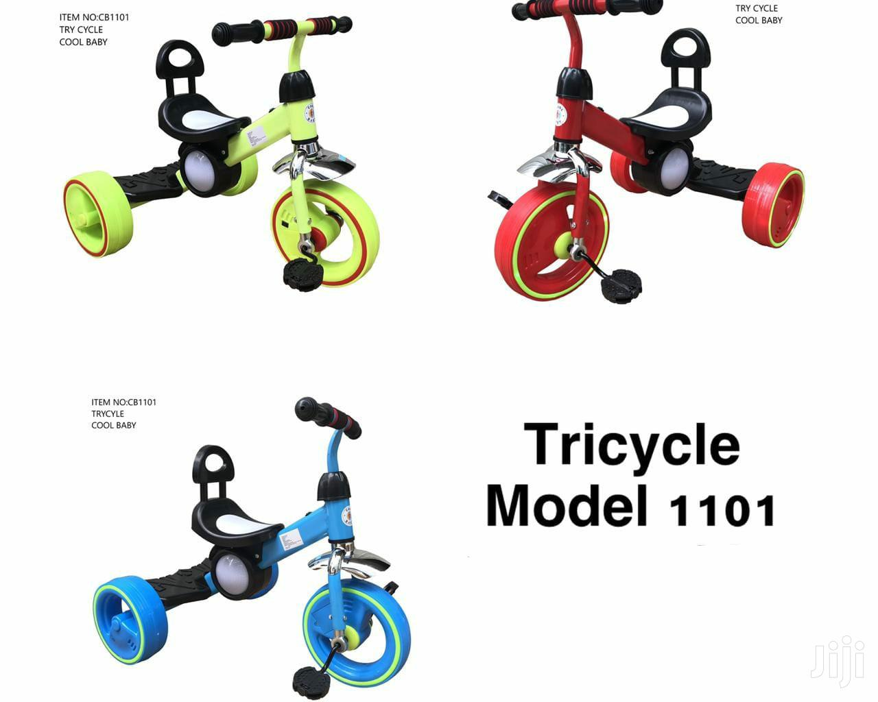 Kids Tricycle Model 1101