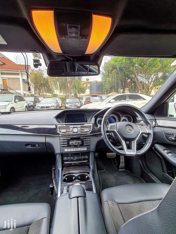 Mercedes-Benz E250 2014 White   Cars for sale in Kileleshwa, Nairobi, Kenya